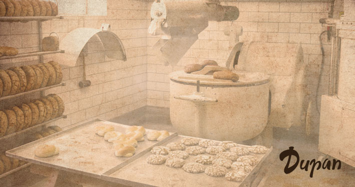 historia da padaria